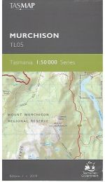 Murchison Topographic Map - TL05