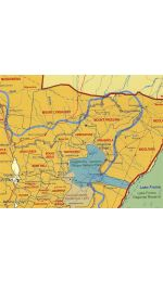 Pastoral SA Map Laminated - DEWNR