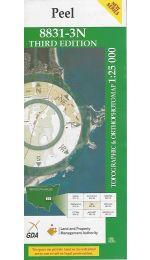 Peel Topographic Map - 8831-3N