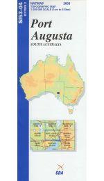 Port Augusta Topographic Map - SI53-04