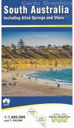 South Australia Map - Carto Graphics