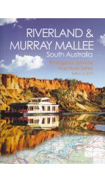 Riverland and Murray Mallee - CFS/Emergency Services Topographic Map Book