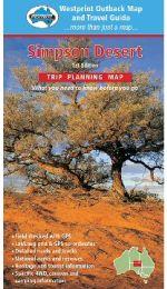 Simpson Desert - Westprint