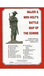 Somme Battlefield Map