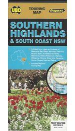 Southern Highlands & South Coast NSW - UBD