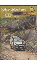 Sydney Adventures CD - Meridian