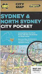 Sydney City Pocket - UBD 260