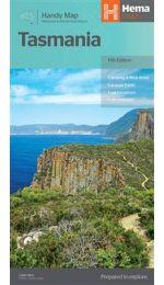 Tasmania Handy Map - Hema Maps