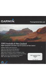 Topo Australia SD Card - Garmin