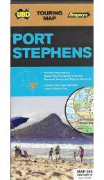 Port Stephens Map - UBD 295