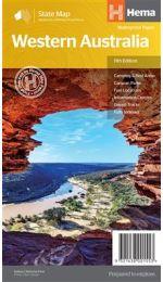 Western Australia State Map - Hema Maps