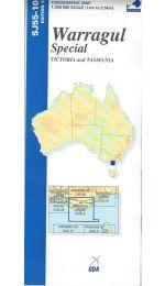 Warragul Special Topographic Map - SJ55-10