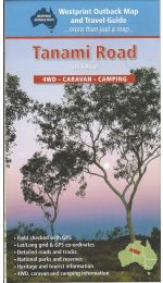 Tanami Road Map - Westprint