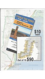 Walk The Yorke Map Set