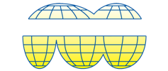 Carto Graphics Map Shop