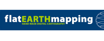Flat Earth Mapping